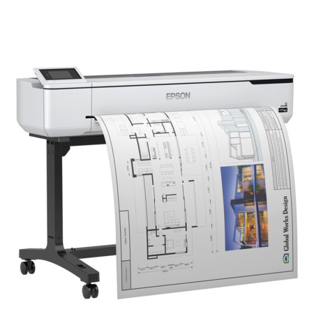 Sander Bürosysteme – Epson SureColor SC-T5100