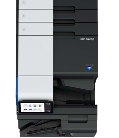 Sander Bürosysteme – Toner farbig