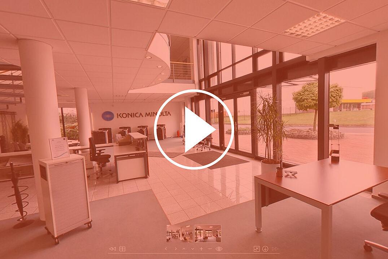 Sander Bürosysteme – Virtueller Rundgang Lingen