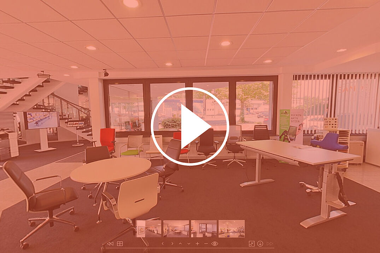 Sander Bürosysteme – Virtueller Rundgang Osnabrück
