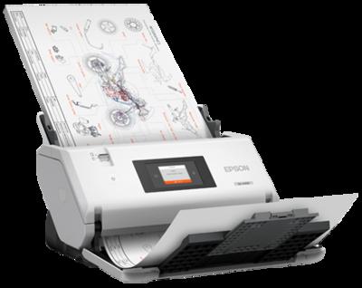 Sander Bürosysteme – WorkForce DS-30000