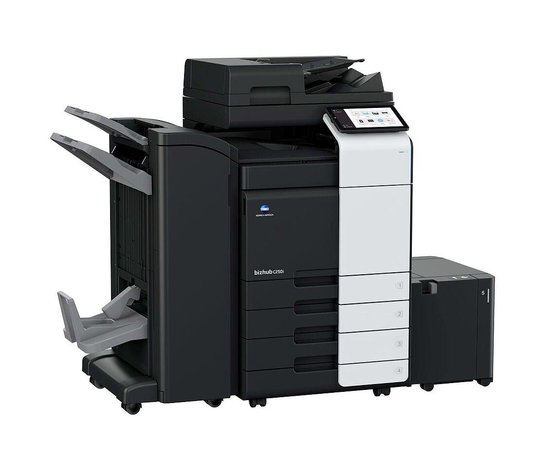 Sander Bürosysteme – Konica Minolta bizhub C250i