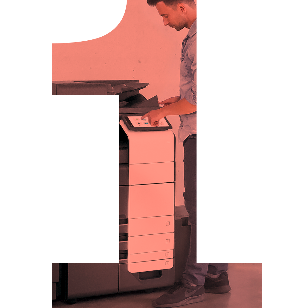 Sander Bürosysteme – Step 1