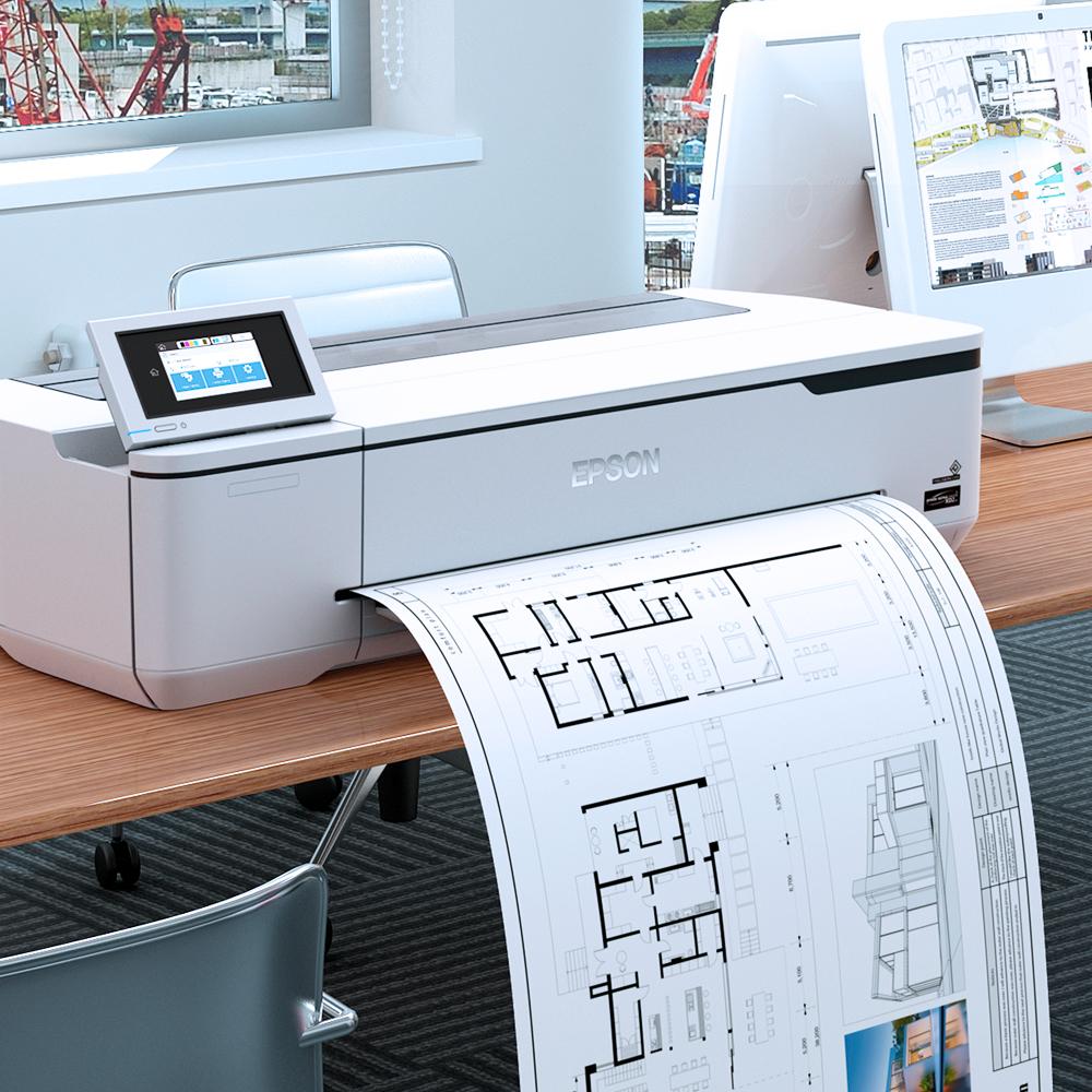 Sander Bürosysteme – Epson Großformatdrucker