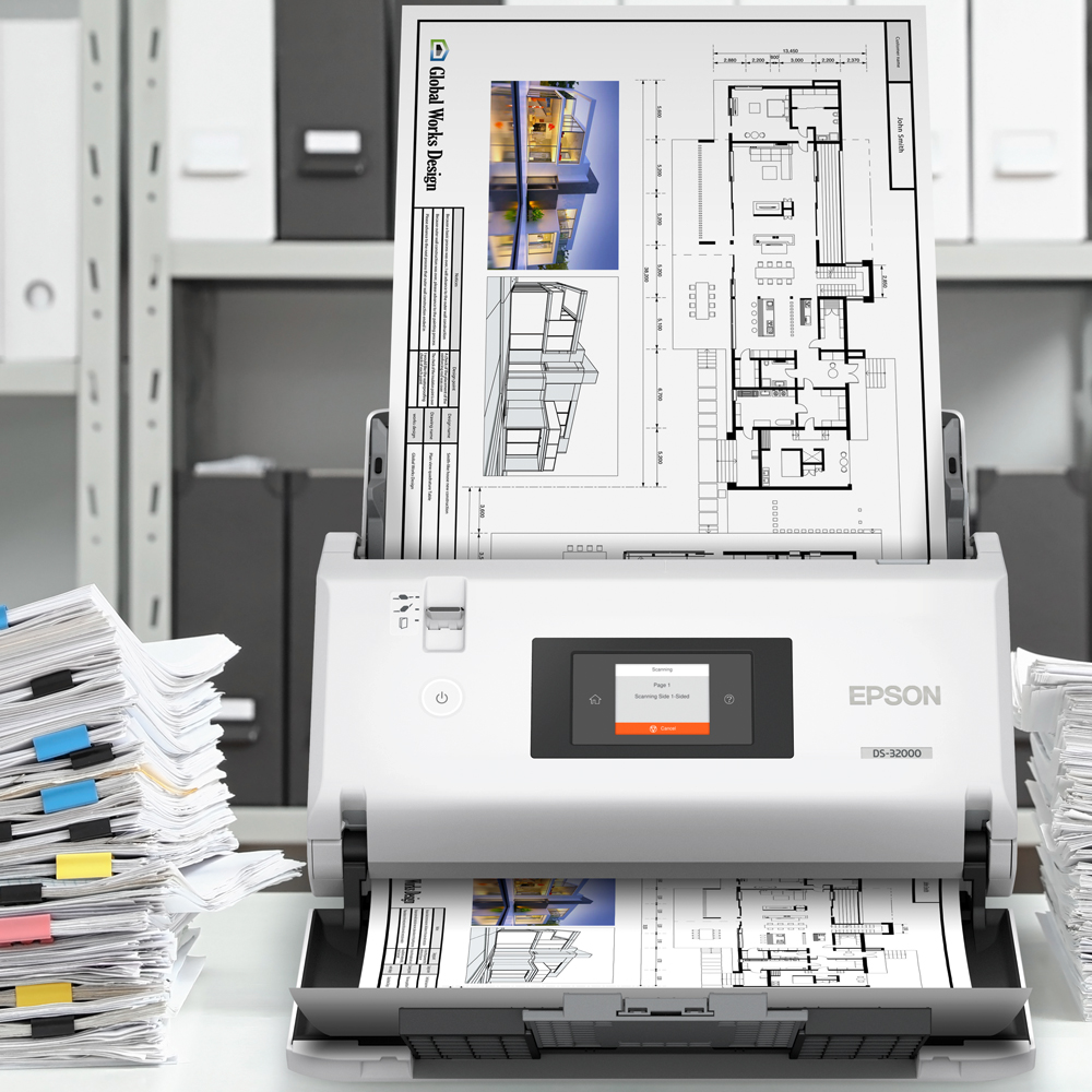 Sander Bürosysteme – Epson Scanner