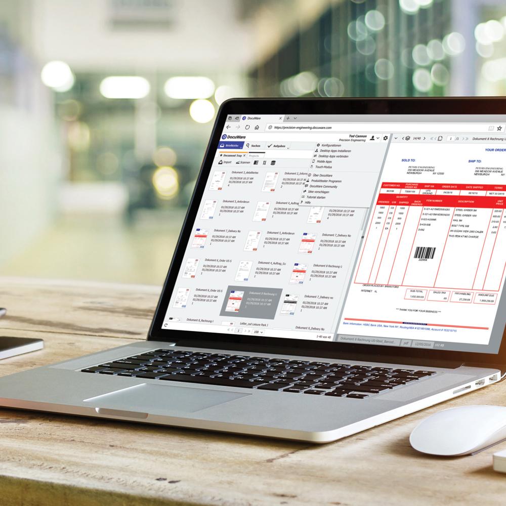 Sander Bürosysteme – Software
